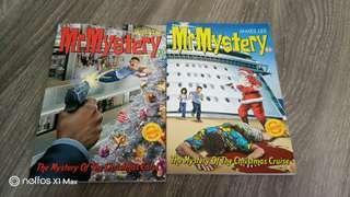 Mr Mystery SE