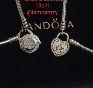 Pandora Padlocks Bracelet
