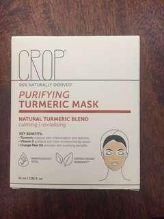 CROP purifying turmeric mask
