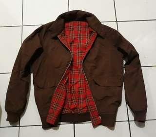 VERRE By GUNZE  Harington Jacket Double side