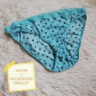 PANTIES NYLON GILLIGAN AND OMALLEY USA BUNDLE