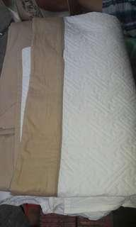 BED COVER QUEEN SIZE (JAPAN SURPLUS)