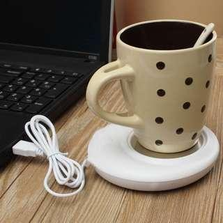 $5 each. USB cup warmer / heater 2 pieces to sell !
