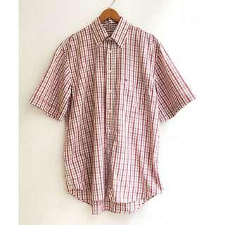 Etienne Aigner - Button Down Checked Shirt