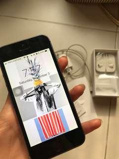 Iphone 5s 16gb fullset ibox