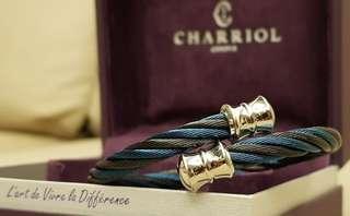 Genuine Charriol Bangle Unisex Small