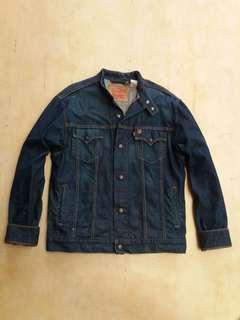 Jacket jeans levis denim original type easy riders mexico