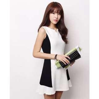Piano Elegant Dress
