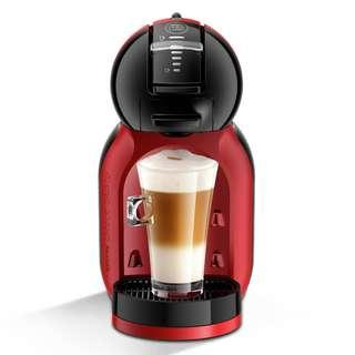 Dolce Gusto Mini Me (RED)