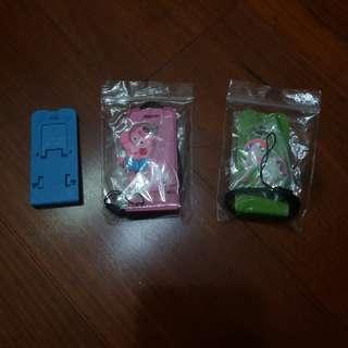 🚚 (全新)手機架+手機吊飾