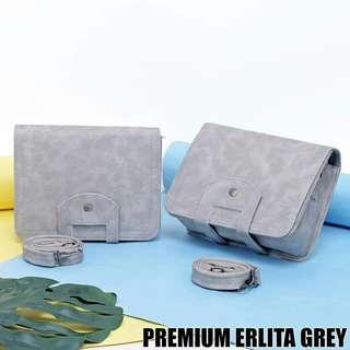 SLING BAG PREMIUM ERLITA GREY