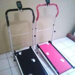 Treadmill Manual Tanpa Listrik
