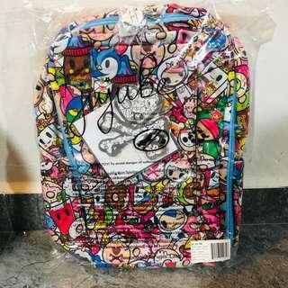 JJB minibe tokipops bagpack BNWT