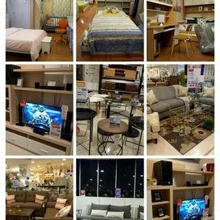 Khusus Furniture nya bisa kredit Promo Dp 0% Bayar 199.000