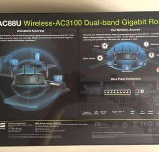 Router Asus RT-AC88U