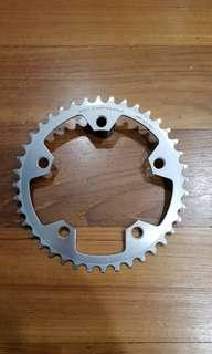 Vintage Campagnolo Victory Chainring 40T