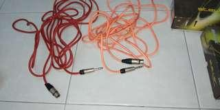 Cable mic,