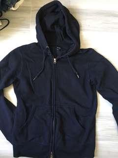 Uniqo jacket blue s size
