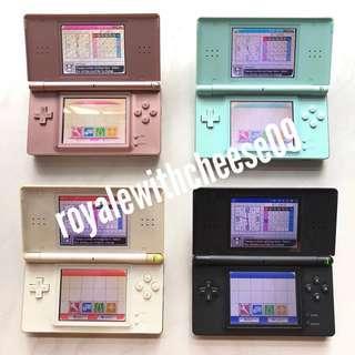 Nintendo DS Lite (screen issue)
