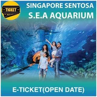 S.E.A Aquarium (Save 22%)