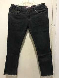 Body & Soul Distressed Jeans