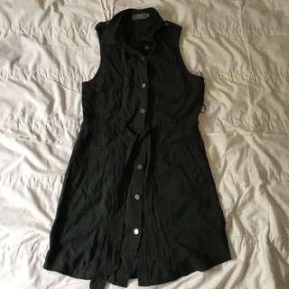 TEMT one piece button down dress