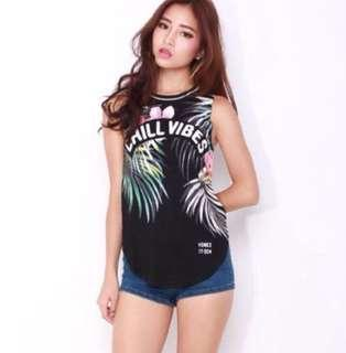 Chill Vibes Tank Top #single11