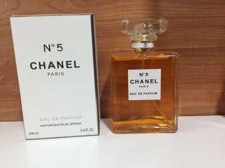 Buy One, Get One Chanel Authentic Perfumes