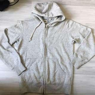 Uniqo jacket grey M size