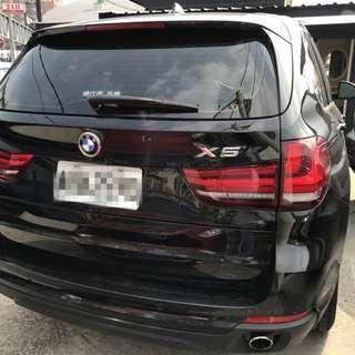 2014年BMW X5 柴油 25D 新車279萬 現在不用150萬