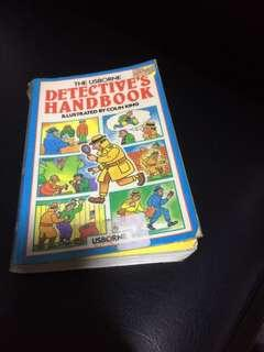 The Usborne Detective's handbook