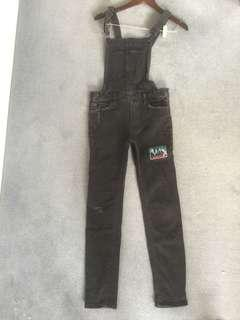 Burksha overalls dungarees
