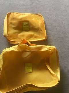 🚚 GNC laundry travel bags set