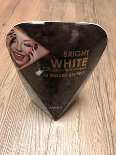 🚚 全新💕艾黎牙黑瓷亮白美齒貼1盒7入