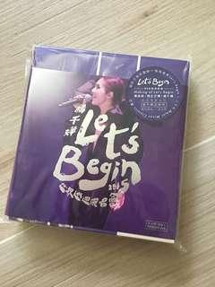 楊千嬅2015 Let's Begin演唱會DVD