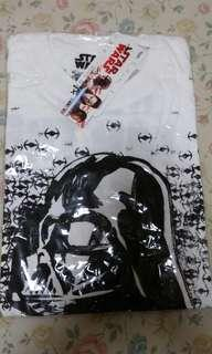 Star Wars Darth Vadar T Shirt Fashion sports wear