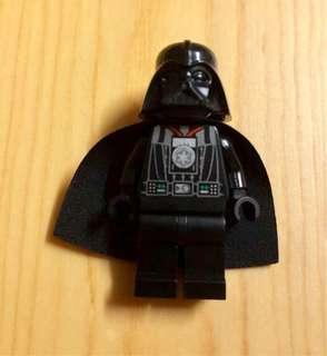 Lego Star Wars Darth Vadar Medal Version