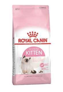Royal Canin Kitten Cat food 4kg