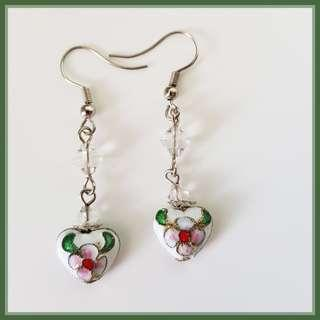 Dangling Chinese Style Earrings