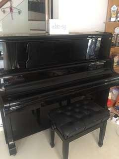 Kawai K-70 professional Grand-upright piano K70
