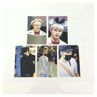 wanna one | daniel photocards