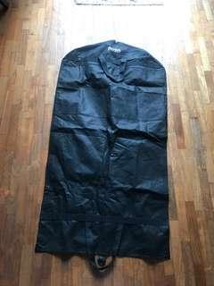 Hugo Boss jacket sleeve for storage or travelling