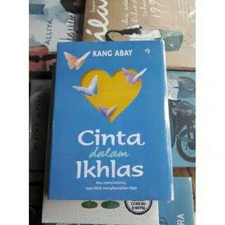 Novel Cinta Dalam Ikhlas