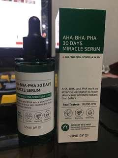 Some by mi 30 days miracle serum