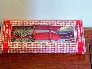 日本🇯🇵東京迪士尼餐具 (米奇&米妮) Tokyo Disneyland Tableware Set (Mickey & Minnie)