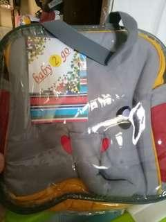 Simple baby bag baby 2 go