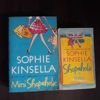 Sophie Kinsella Mini Shopaholic