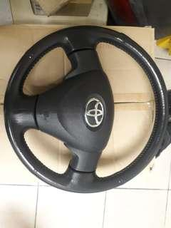 Steering Toyota