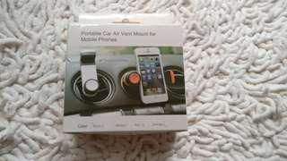 Car vent phone holder NEW and unused