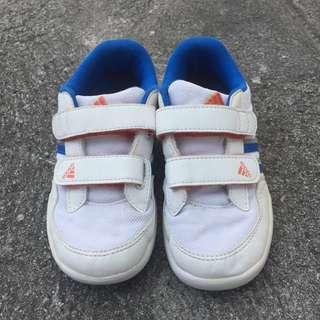 Original Adidas Kids Rubber Shoes 16 cm